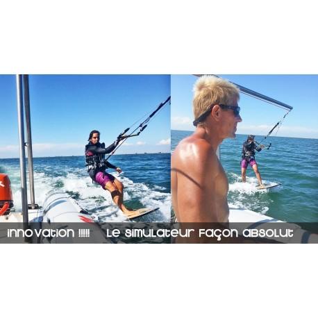 cours de kitesurf payer ses séances