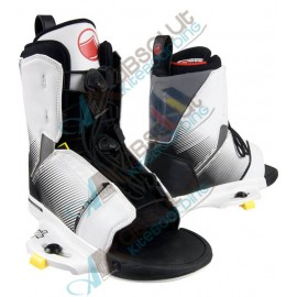 chausse wakeboard kitesurf lacet open palm liquid force transit