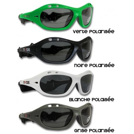 lunette RYDE polarisée choix de la couleur