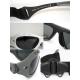 lunette RYDE details de la fabrication